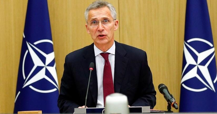"""Baş katib: """"NATO-nun qapıları Gürcüstan üçün açıq qalır"""""""