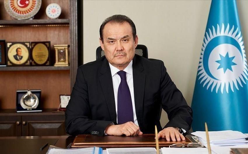 TDƏŞ-in Baş katibi Azərbaycan Prezidentini təbrik edib