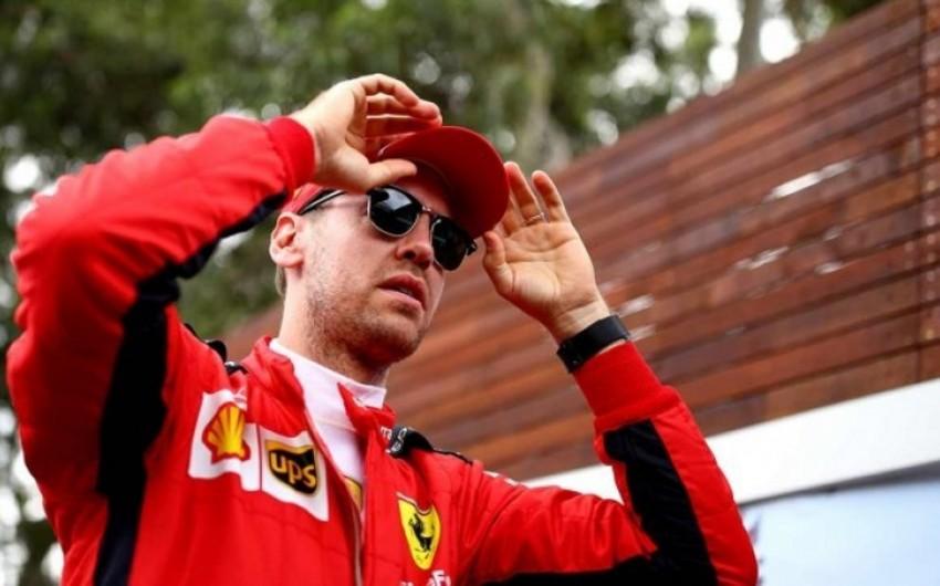 KİV: Fettel daxili çəkişmələrə görə Ferraridən ayrılıb