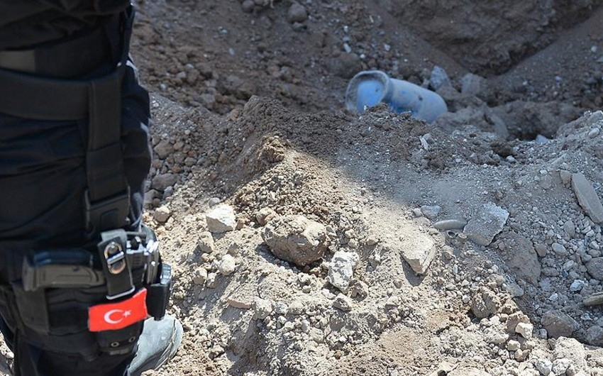 Türkiyənin Hakkari vilayətində terror aktı baş verib, 3 əsgər yaralanıb