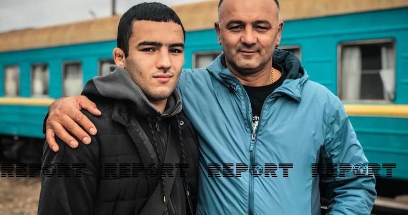 Pərviz Nəsibovun atası: Ukraynada oğlumla maraqlanan olmadı