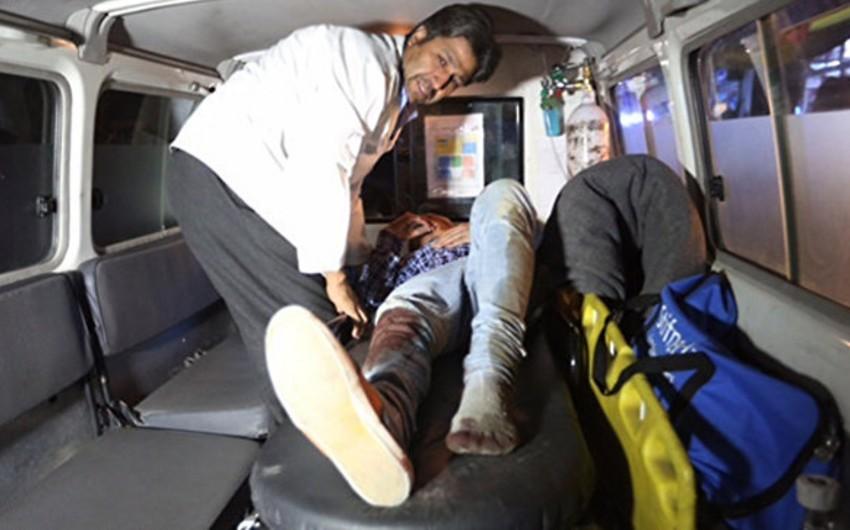 Konqoda baş vermiş zəlzələ zamanı 2 nəfər ölüb, 5 nəfər yaralanıb