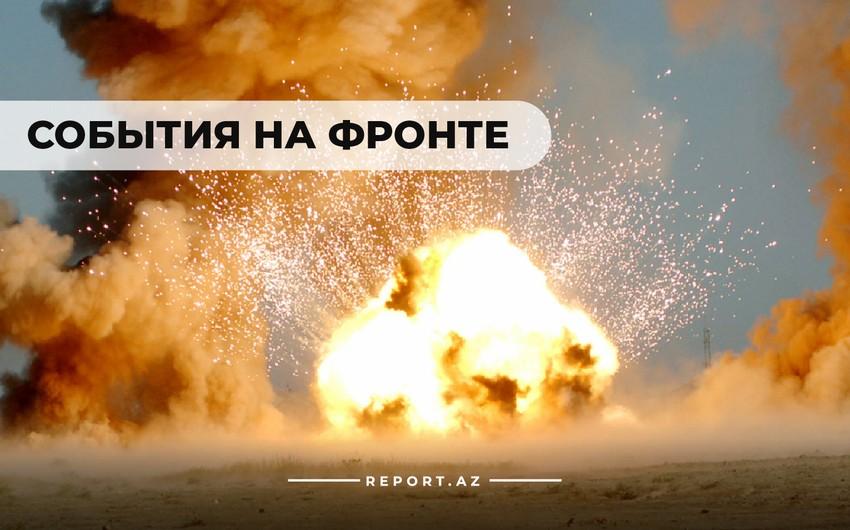 Последние сводки с фронта: убит командир мотострелкового полка врага