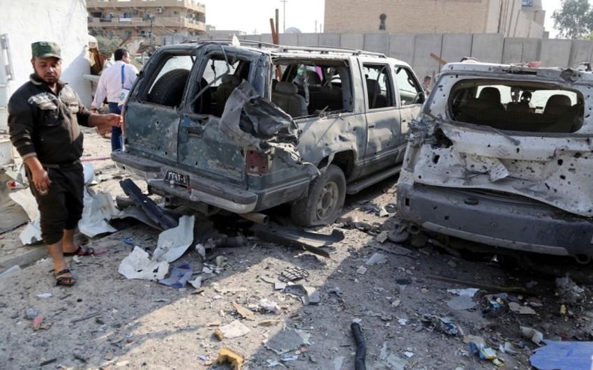 Два мощных взрыва в Багдаде: 11 погибло, 25 человек получили ранения