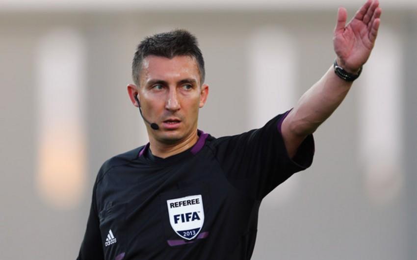 Qarabağ - Dnepr oyununun hakimləri açıqlanıb