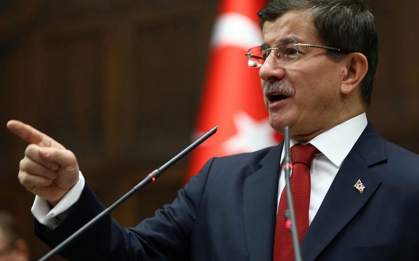 Türkiyənin baş naziri: Putinin dediklərini ciddi qəbul etmirik