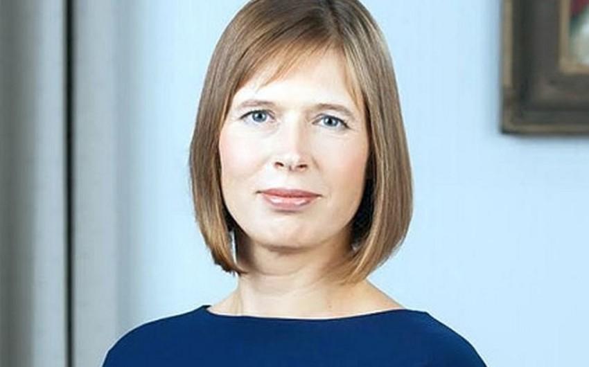Estoniya prezidenti: Avropa İttifaqı Azərbaycanla əməkdaşlığı genişləndirməyi hədəfləyir
