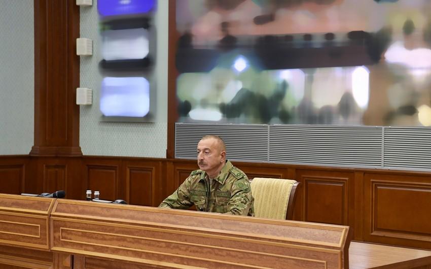 Ильхам Алиев: Мы на пороге Великого возвращения