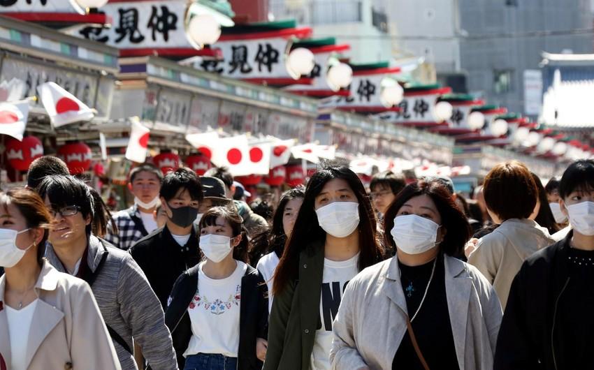 Yaponiyada gündəlik yoluxmanın daha bir rekordu qeydə alınıb