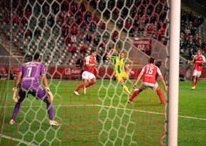 Azərbaycan millisinin futbolçusu Portuqaliya çempionatında qol vurub