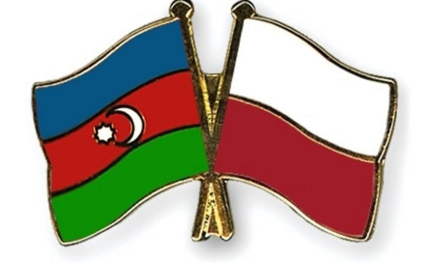 Bakıda Azərbaycan-Polşa hökumətlərarası komissiyasının iclası keçiriləcək