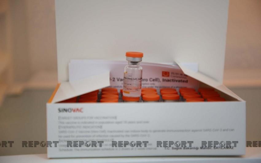 Çin Kommunist Partiyası YAP-a 10 min doza vaksin göndərir