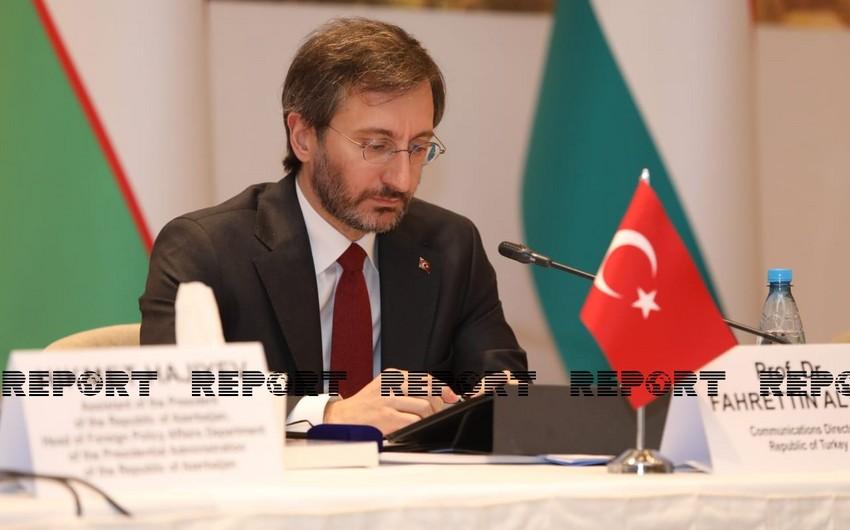 Türkiyə PA-nın rəsmisi: Türk dünyasına qarşı dezinformasiya kampaniyası aparılır