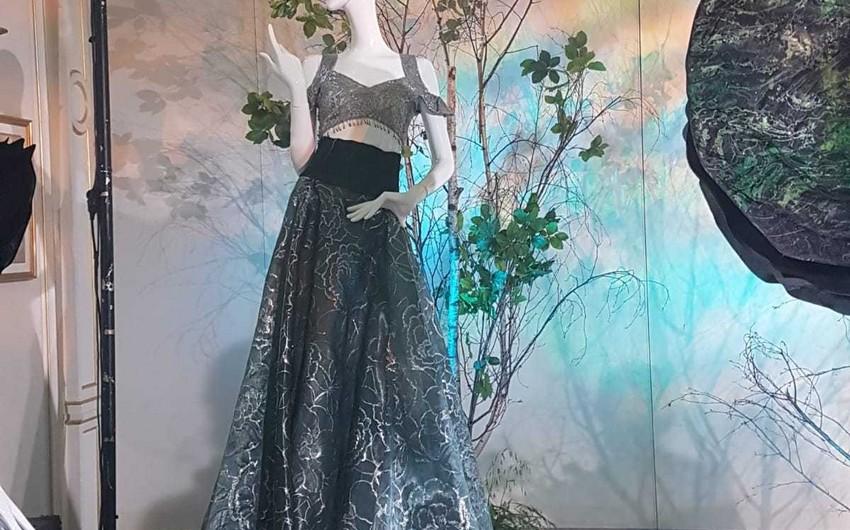 Parisdə azərbaycanlı modelyerin yeni kolleksiyasının təqdimatı keçirilib