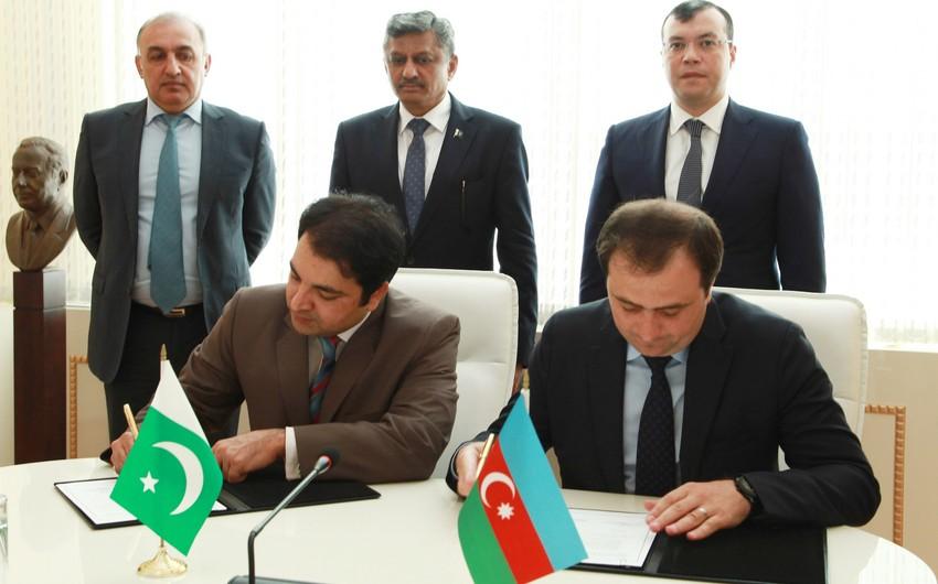 Azərbaycan-Pakistan ticarət əməkdaşlığı üzrə işçi qrupunun ilk iclası keçirilib