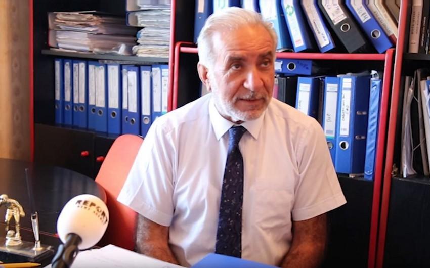 Эюб Гусейнов: Шуша - жемчужина не только Азербайджана, но и мира