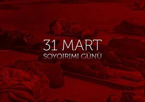 Ombudsman Azərbaycanlıların Soyqırımı Günü ilə bağlı bəyanat yayıb