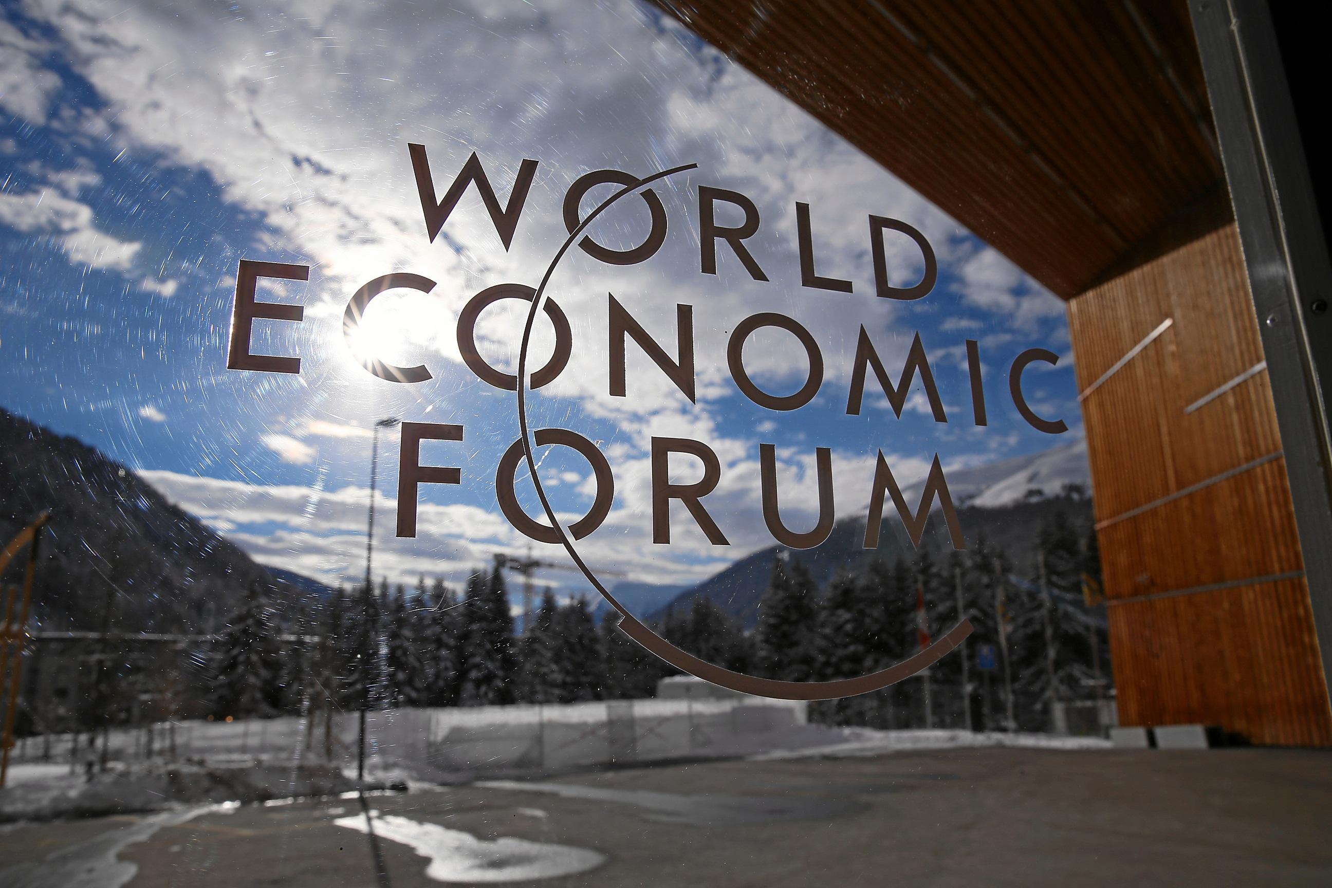 World Economic Forum gets underway in Swiss Davos