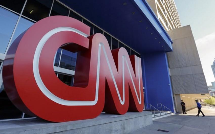 CNN telekanalının Nyu-Yorkdakı ofisinin əməkdaşları təxliyyə olunub - VİDEO