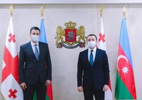Azerbaijan, Georgia mull cooperation in defense