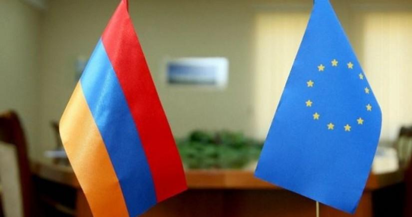 Соглашение о партнерстве между Арменией и ЕС вступило в силу