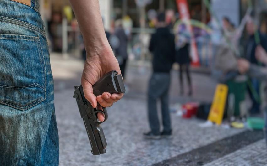 Вооруженный налет совершили на супермаркет в Тбилиси