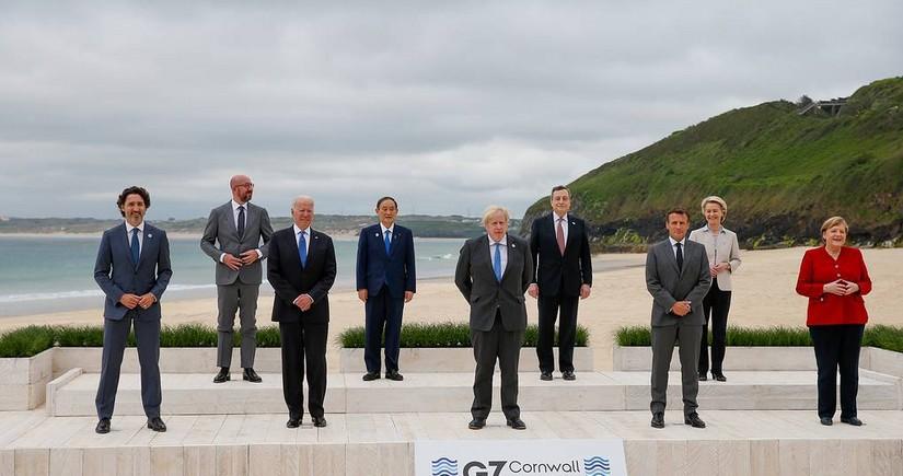 G7 liderləri koronavirusun yaranma səbəblərini müzakirə etdilər