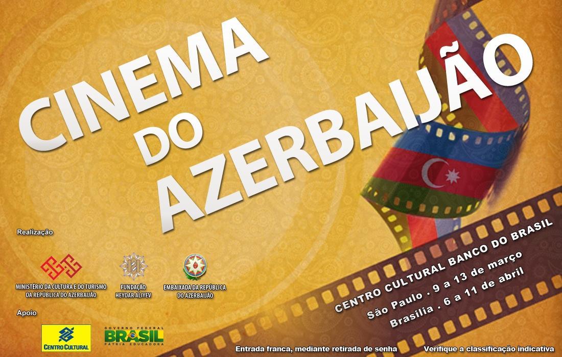 Braziliyada Azərbaycan kino həftəsi keçiriləcək