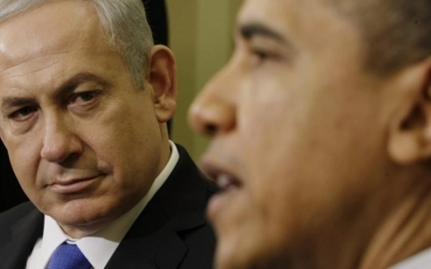 Benyamin Netanyahu Barak Obama ilə görüşdən imtinaya aydınlıq gətirib