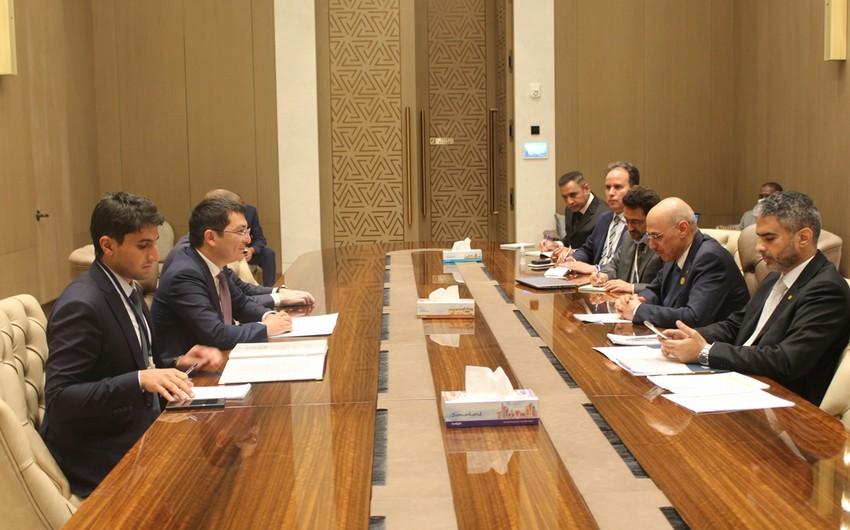 Azərbaycan İslam İnkişaf Bankı Qrupu ilə əməkdaşlığını genişləndirə bilər
