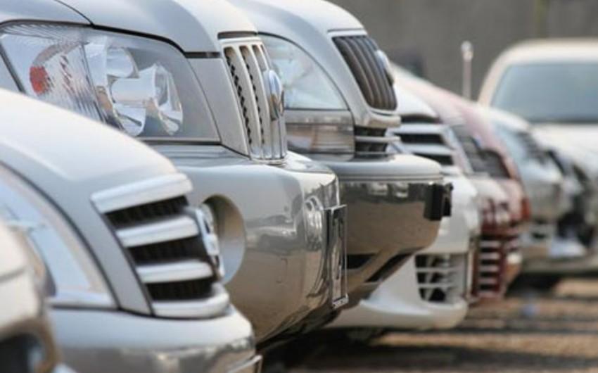 Azərbaycan bu il avtomobil idxalını 6 dəfə azaldıb
