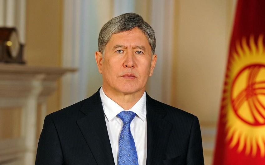 Qırğız Respublikasının keçmiş prezidenti azadlığa buraxılıb