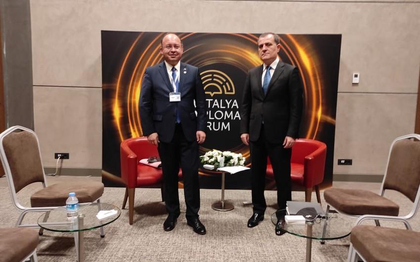 Глава МИД: Румыния заинтересована в расширении связей с Азербайджаном