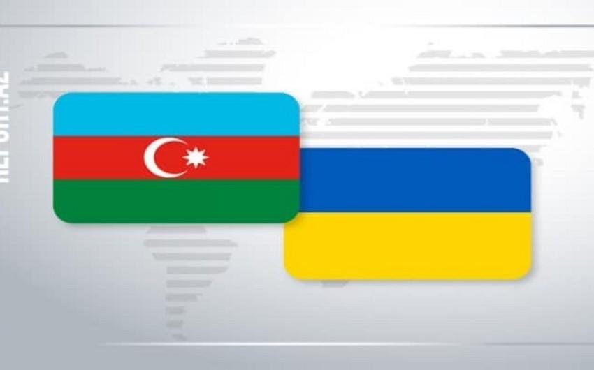 Azərbaycan himni Ukrayna dilində ifa edildi - VİDEO