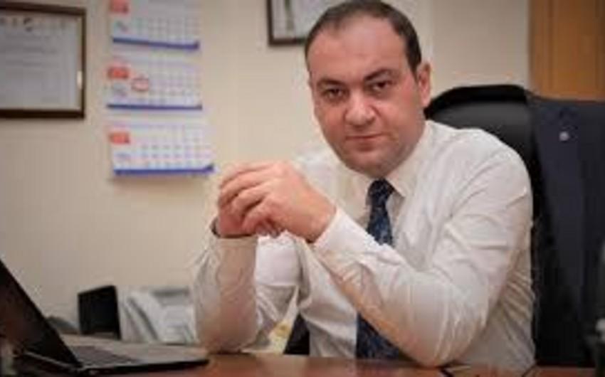 Ermənistan parlament aparatının rəhbərinin keçmiş müavini həbs edilib