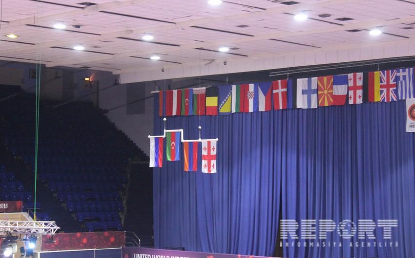 Azərbaycan güləşçiləri Avropa çempionatında 1 qızıl və 2 bürünc medal qazanıblar - YENİLƏNİB