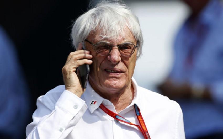 Ekklstoun: Formula-1 yarışlarının Azərbaycanda keçirilməsi əladır