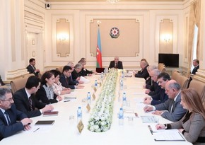 Azerbaijan's Central Election Commission holds meeting