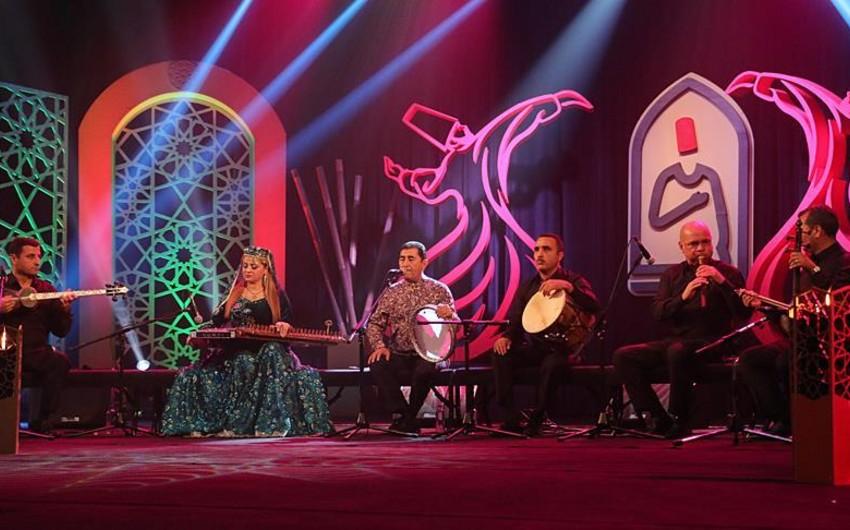 Azərbaycanlı xanəndə Türkiyədə keçirilən beynəlxalq musiqi festivalında çıxış edib