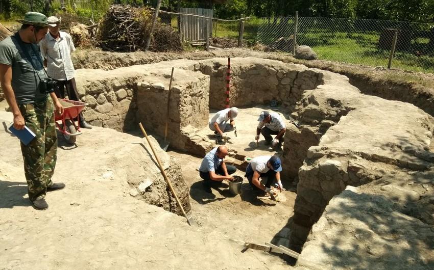 В Балакяне обнаружен древний албанский храм - ФОТО