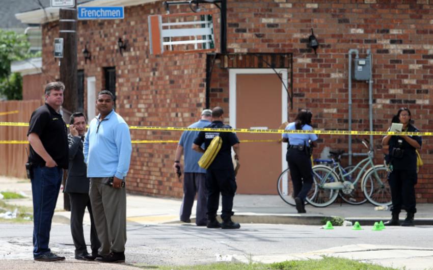 Nyu-Orleanda atışma baş verib, 1 nəfər ölüb, 5-i yaralanıb