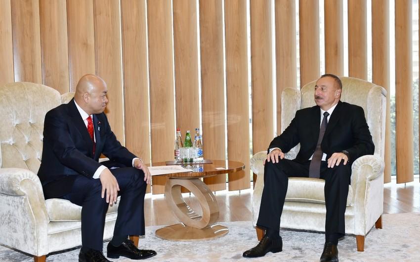 XİN başçısının müavini: Yaponiya Azərbaycan ilə viza rejimini sadələşdirməyi planlaşdırır