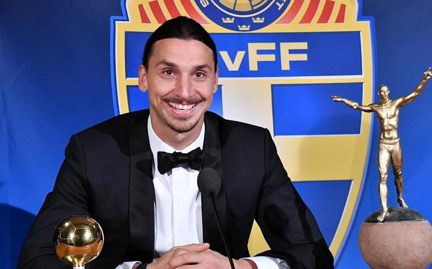 Zlatan İbrahimoviç: Yaşlı doğuldum, gənc öləcəyəm