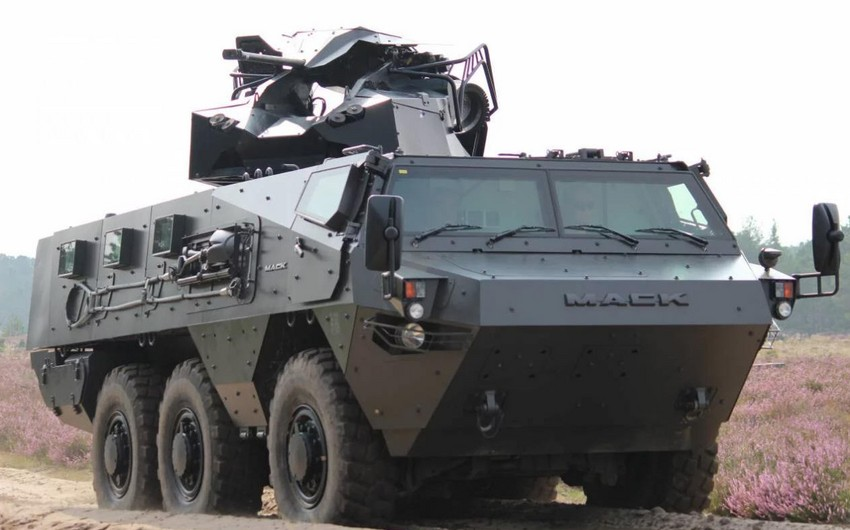 Paris deploys armored vehicles due to protests yellow vests  the first time since 2005