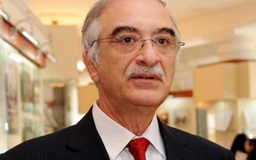 Полад Бюльбюльоглу: Открытие мемориальной доски является признанием заслуг Гейдара Алиева на территории России