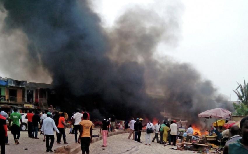Около 30 человек погибли в результате теракта в Нигерии