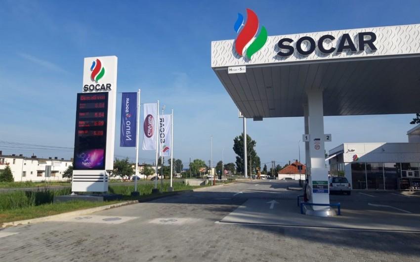 SOCAR открыл 43-ю автозаправочную станцию в Румынии
