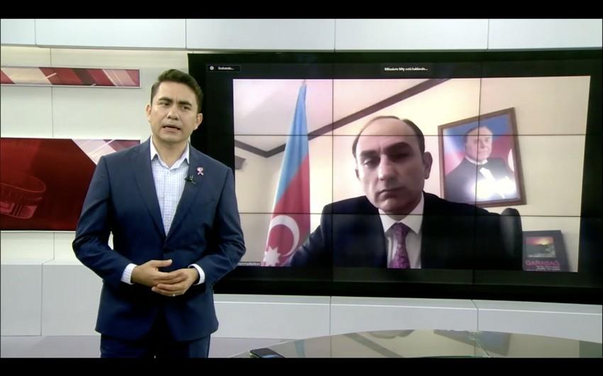 Meksikanın radio və telekanallarında erməni təcavüzü barədə danışılıb