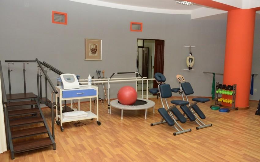 Tibb Universitetində Reabilitasiya və Fizioterapiya Mərkəzi fəaliyyətə başlayıb