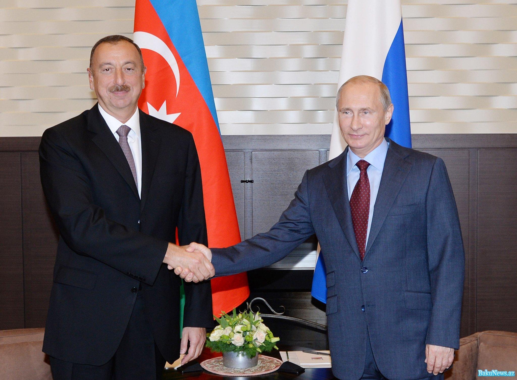 Президент Ильхам Алиев: Нам удалось выйти на качественно новый уровень взаимодействия с Россией